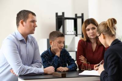 Naperville IL parenting plan attorney